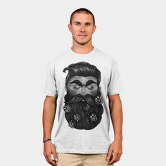 A Beautiful Beard - fancy-tshirts.com