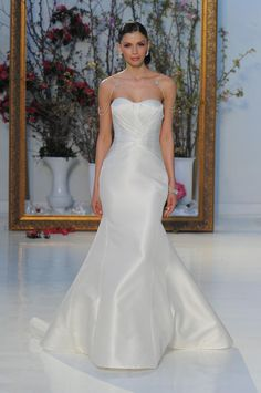 Anne Barge Spring 2017 Wedding Collection