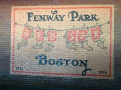 old school lettering