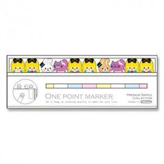 Alice in Wonderland Sticky Notes (◕ᴥ◕) Kawaii Panda - Making Life Cute