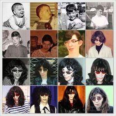 Joey Ramone... Boy to man