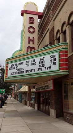 2015 Mandy Barnett, Bohm Theater, Albion, Michigan
