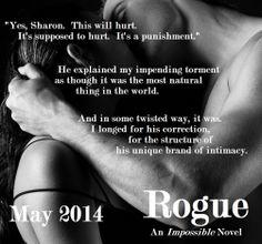 Sharon and Derek in Rogue
