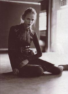 Natasha Poly by David Armstrong for Purple Magazine #6