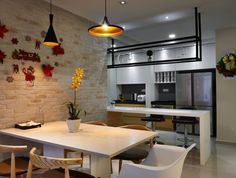 Dining Room In Midfields Interior Design By Surface R Malaysia