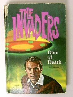 Whitman TV Book- The Invaders
