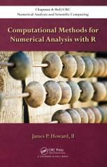 computational methods for numerical analysis with R [book review] | R-bloggers