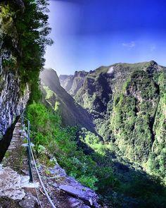 Caldeirao Verde - Madeira - Sanatan