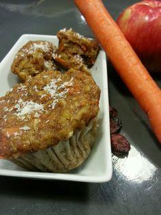 Marmots, Boulot et... Trois Espresso !: Muffins Morning Glory (Version Émilie)