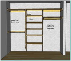 Small Walk In Closet Design Layout   Torahenfamilia.com
