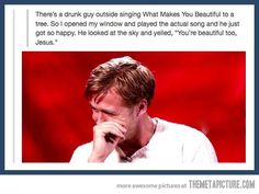 What makes you beautiful…
