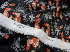 #Silk #designer #Valentino