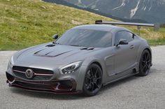 Mansory Mercedes-AMG GT S: Exklusives One-Off-Modell mit 730 PS vorgestellt
