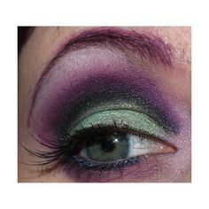 Halloween Makeup / Maleficent Disney Villain Look Sleeping Beauty. via Polyvore