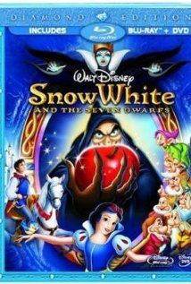 Snow White and the Seven Dwarfs = great story but i was so scared of the witch when i watched this way back in the 60's