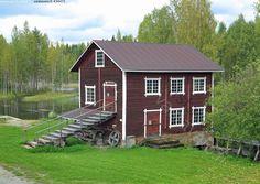 Vanha mylly - vanha museo - rakennusperintö | Savonlinna, Savonrannan Säimenen kylä, Finland | http://www.vastavalo.fi/mylly-vanha-museo-vanha-mylly-434471.html