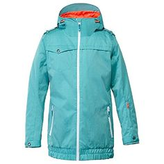 DC Juniors Riji 15 Snow Jacket Ceramic Medium ** Check this awesome product by going to the link at the image. This is an Amazon Affiliate links.