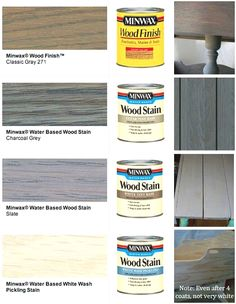 Minwax has the perfect wood stain color for every project. Use our stain color guide to pick the right stain color for your wood projects. Furniture Projects, Furniture Makeover, Diy Furniture, Gel Stain Furniture, Wood Projects, Bedroom Furniture, Paneling Makeover, Repainting Furniture, Apartment Furniture