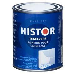 Histor Perfect Base tegelverf wit 750 ml in de beste prijs-/kwaliteitsverhouding, volop keuze bij GAMMA