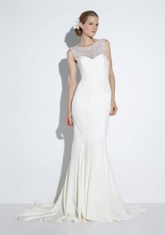 Nicole Miller Bridal Fall 2014