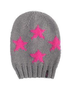 Little Star Pink Wool Beanie by Headhunter