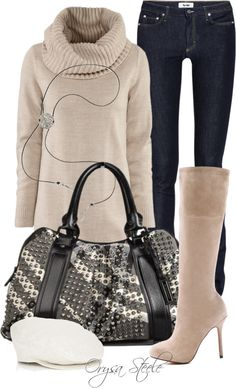 """""""Posh and Pretty"""" by orysa on Polyvore"""