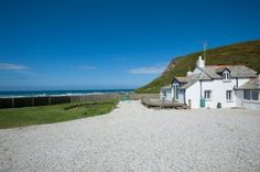 Beach Cottage Cornwall   The Nook Northcott Mouth Bude Beach House Cottage Cornwall