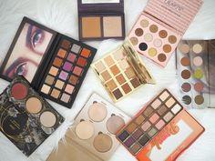 Perfect Palettes #3 | Jasmine Talks Beauty  #bblogger #bbloggers #beauty #makeup #makeupaddict #palette #paletteporn #eyeshadowpalette #highlighter #anastasiabeverlyhills #discoverunder100k #ukblogger #flatlay #toofaced #sweetpeach #zoeva #colourpop #hudabeauty #eyeshadow #blush #highlighterpalette #tartecosmetics #tartelettetoasted