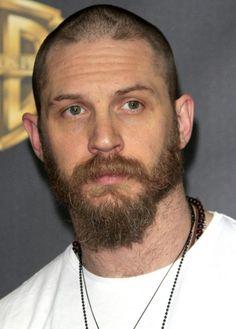 Untitled Mustache Grooming, Beard Grooming, Tom Hardy Bart, Short Boxed Beard, Tom Hardy Haircut, Types Of Beards, Thick Beard, Mustache Styles, Best Beard Styles