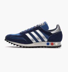 ff77c61f1c86 La Trainer OG Blaue Turnschuhe, Schuhe Turnschuhe, Schuhe Online, Adidas  Originals, Ausbilder