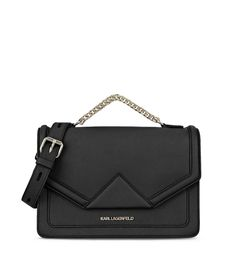 Are you looking for Karl Lagerfeld women's K/KLASSIK SHOULDERBAG? Discover all the details on Karl.com. Fast delivery and secure payment.
