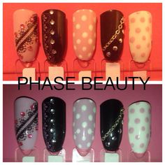 Shellac Nail Art design ideas