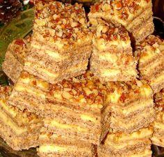 My Recipes, Sweet Recipes, Baking Recipes, Cake Recipes, Dessert Recipes, Desserts, Recipies, Kolaci I Torte, Croatian Recipes