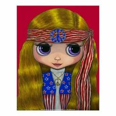 Hippie 4th of July