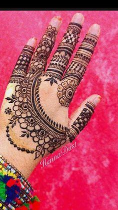 Henna Mehndi, Mehendi, Back Henna, Designs Henna, Hand Tattoos, Unique, Beauty, Beautiful, Ideas