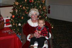 christmas 2011, after parade