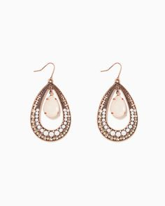 charming charlie | Ailey Dangle Earrings | UPC: 400000018492 #charmingcharlie