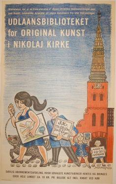 heerup kunstbibliotek nikolaj