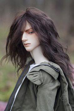 Edge of Fall IV by velvettwilight, via Flickr ball jointed doll bjd