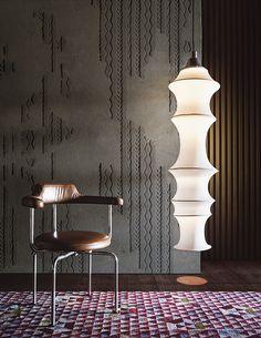 Motiv  Tapete WOOL Kollektion Contemporary Wallpaper 2016 By Wall  Eingangshalle, Wandgestaltung, Raumaufteilung,