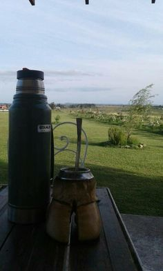 Mateando tranqui por Minas, Uruguay