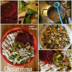 CHALAROCOUS vegan by AURELIA