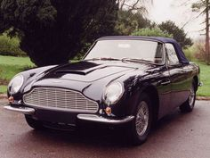 Sweetie... Aston Martin DB6