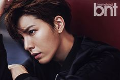 No Min Woo Talks Flower Boys, Role Models, and Celebrity Friends with bnt International