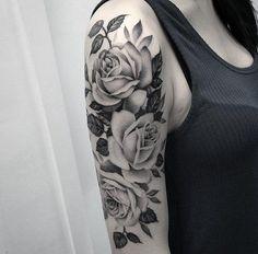 Tatto Ideas 2017  25 Tatouages Parfaits Pour Faire Ressortir la Déesse Glam-Grunge Qui Est en Vous