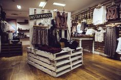 Finished product of our Brandy Melville display in SoHo! #pacsunsoho