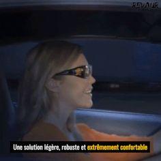 Lunettes vision nocturne HD – Revaur Migraine, Nocturne, Pizza, Movies, Movie Posters, Glasses, Films, Film Poster, Film