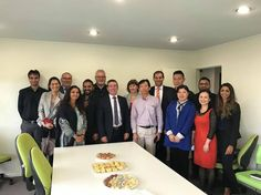 Plan your future in New Zealand with trusted & professional Immigration Advisers. Visit our website for more info! www.jpc-nz.com Our General Manager Olia Essina with a group of Immigration Advisers is meeting with the Minister of Immigration Michael Woodhouse.