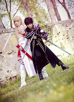 2 x SAO Shooting (Foto auf Animexx.de)