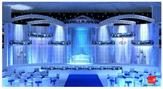Design and Decor - Wedding Stages